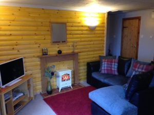 Loch Eck Luxury Log Cabins