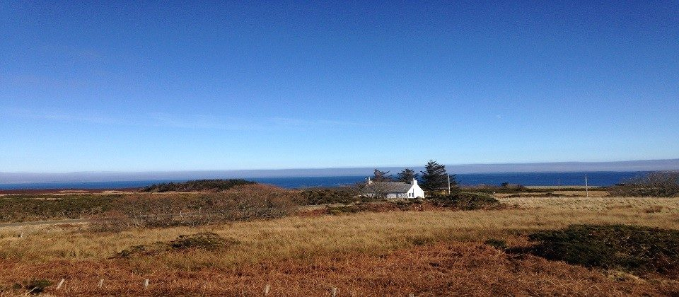 Sea View Cottage Caithness Dunnet Head