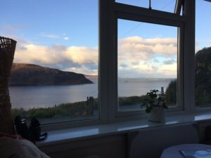 Holiday Cottages with Sea Views
