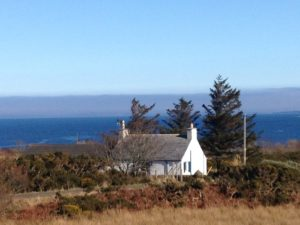 Sea View Cottage Caithness Hot Tub Sauna