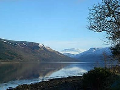 Loch Fyne Remote Shoreside Cottage